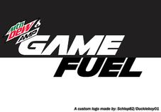 Mtn Dew Game Fuel